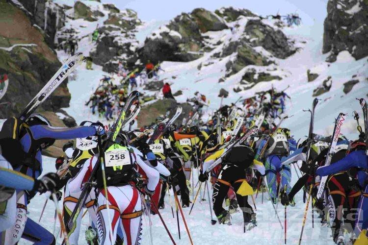 Skialp: gli Alpini si prendono la prima tappa del Tour du Rutor