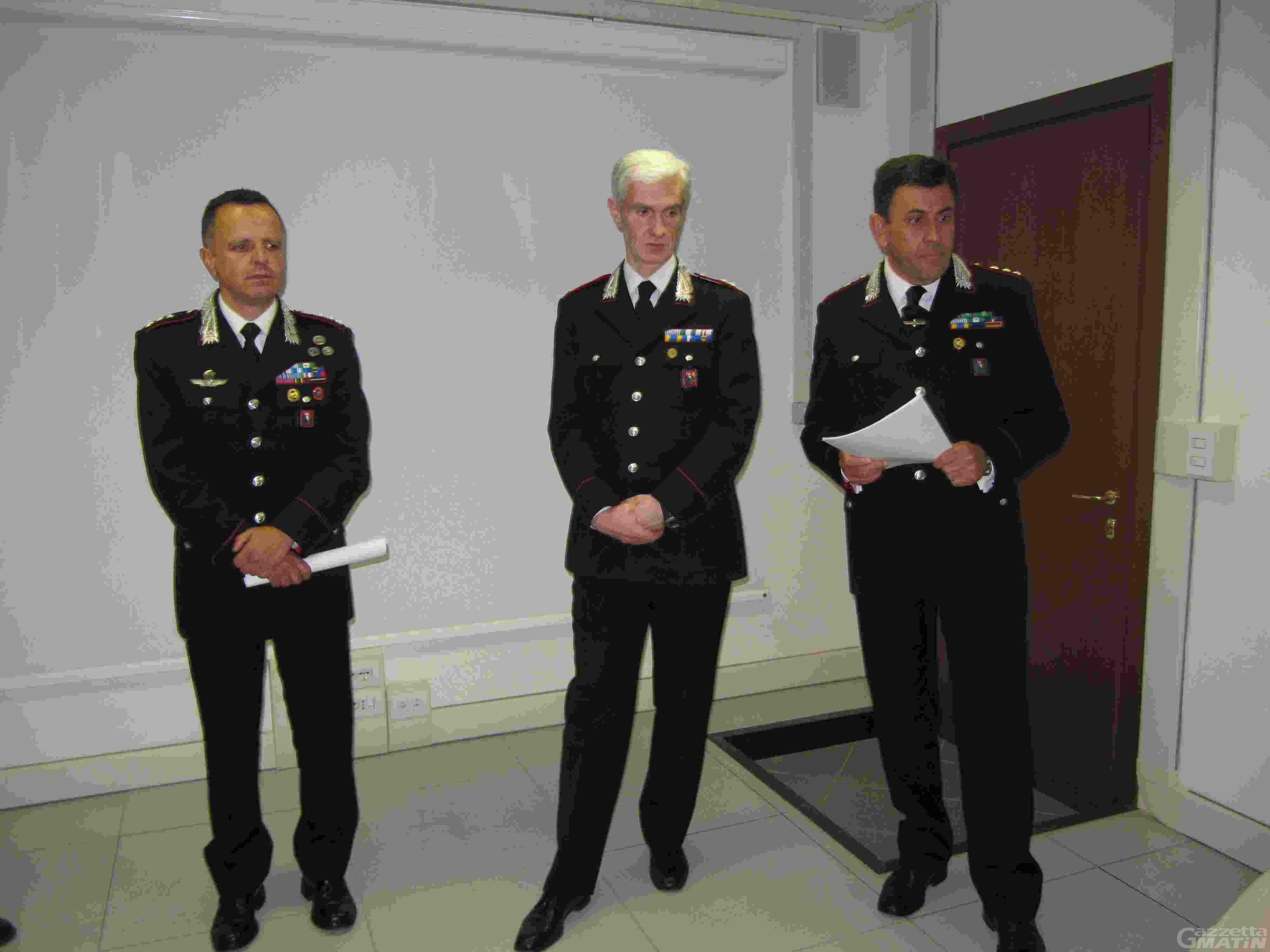 Cocaina: arrestati coniugi albanesi