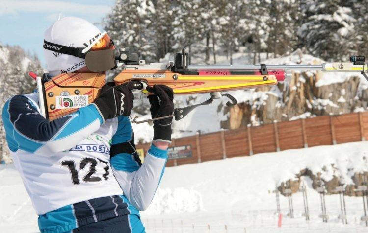 Biathlon: Martina Zappa concede il bis a Bionaz