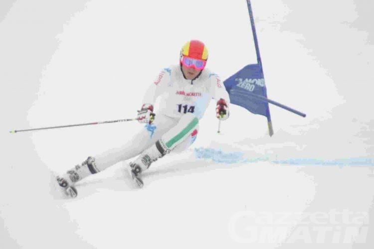 Sci alpino: Guglielmo Bosca bene a Madesimo