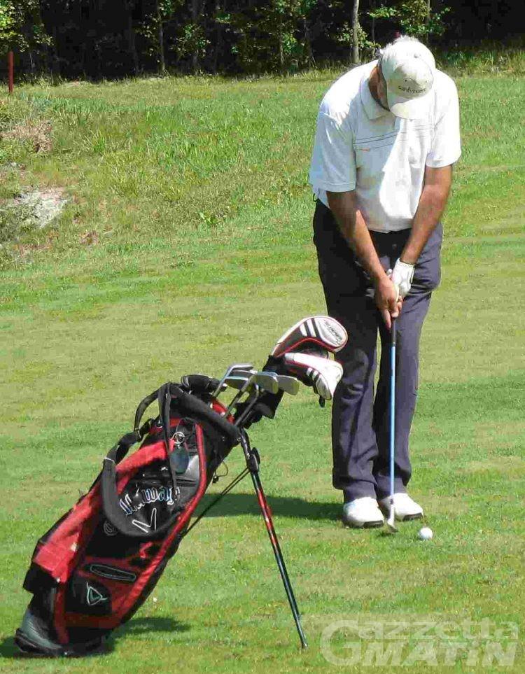 Golf: Roberto Vilbrant fa doppietta al Les Iles