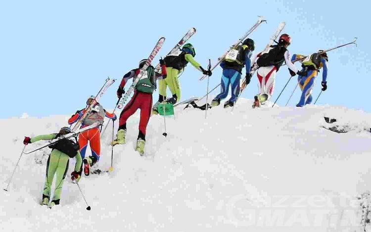 Skialp: il 16 novembre la premiazione de La Grande Course
