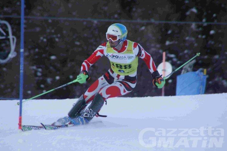 Sci alpino: ventisette valdostani agli italiani Aspiranti