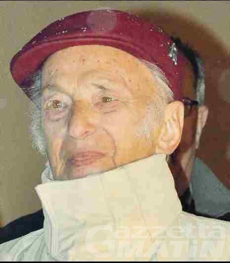 Antey-St-Antey, martedì 20 i funerali di Luigi Meynet