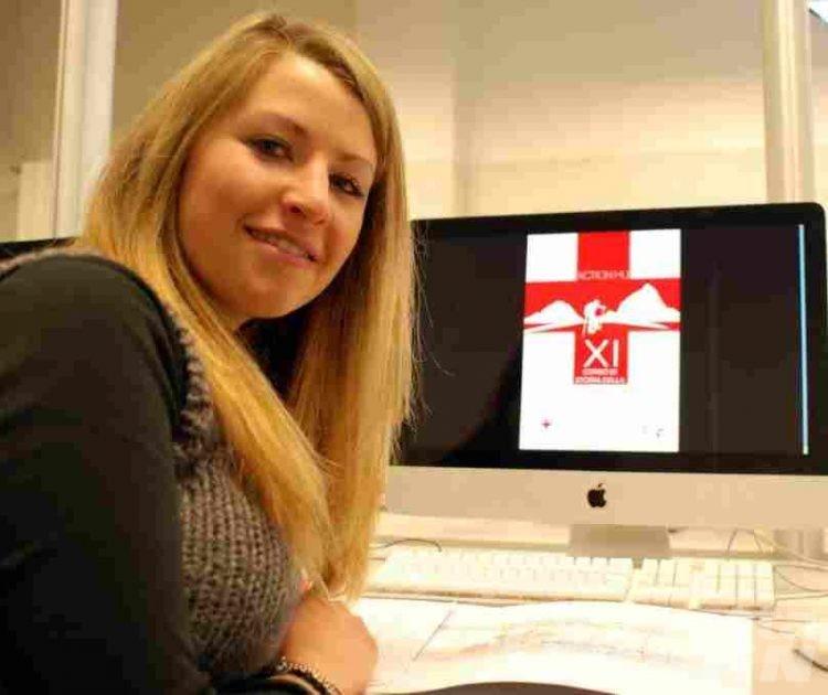 Scuola e associazioni: Mélanie Avoyer firma l'immagine del Corso di Storia della Croce Rossa e della Medicina