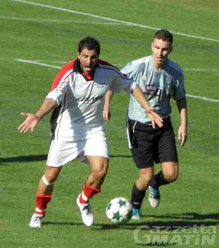 Calcio: il Quart frena ancora, il Bollengo è a -1