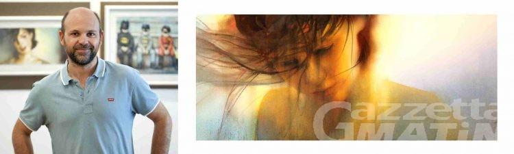 Arte: Pasqualino Fracasso selezionato nell'Olimpo degli acquerelli