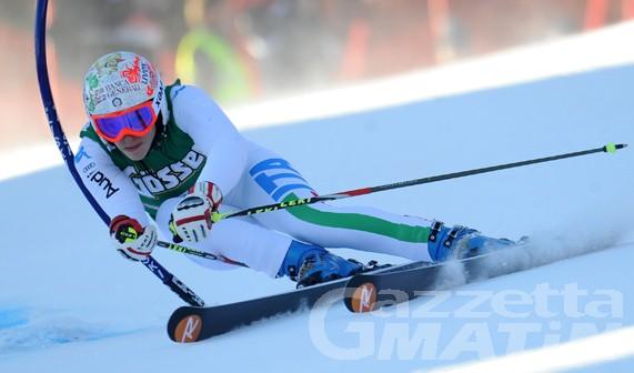 Sci alpino: Federica Brignone out a Soelden