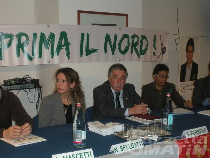 Lega Nord, macro-regione alpina e immigrazione i temi forti