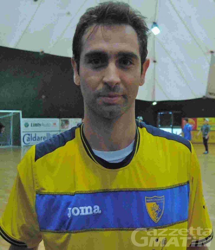 Calcio a 5: la capolista sbanca il Montfleuri