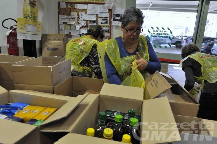 Solidarietà: sabato torna la colletta alimentare