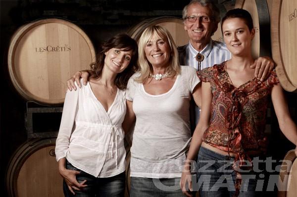 """Aymavilles, anche il vino """"illumina di meno"""""""