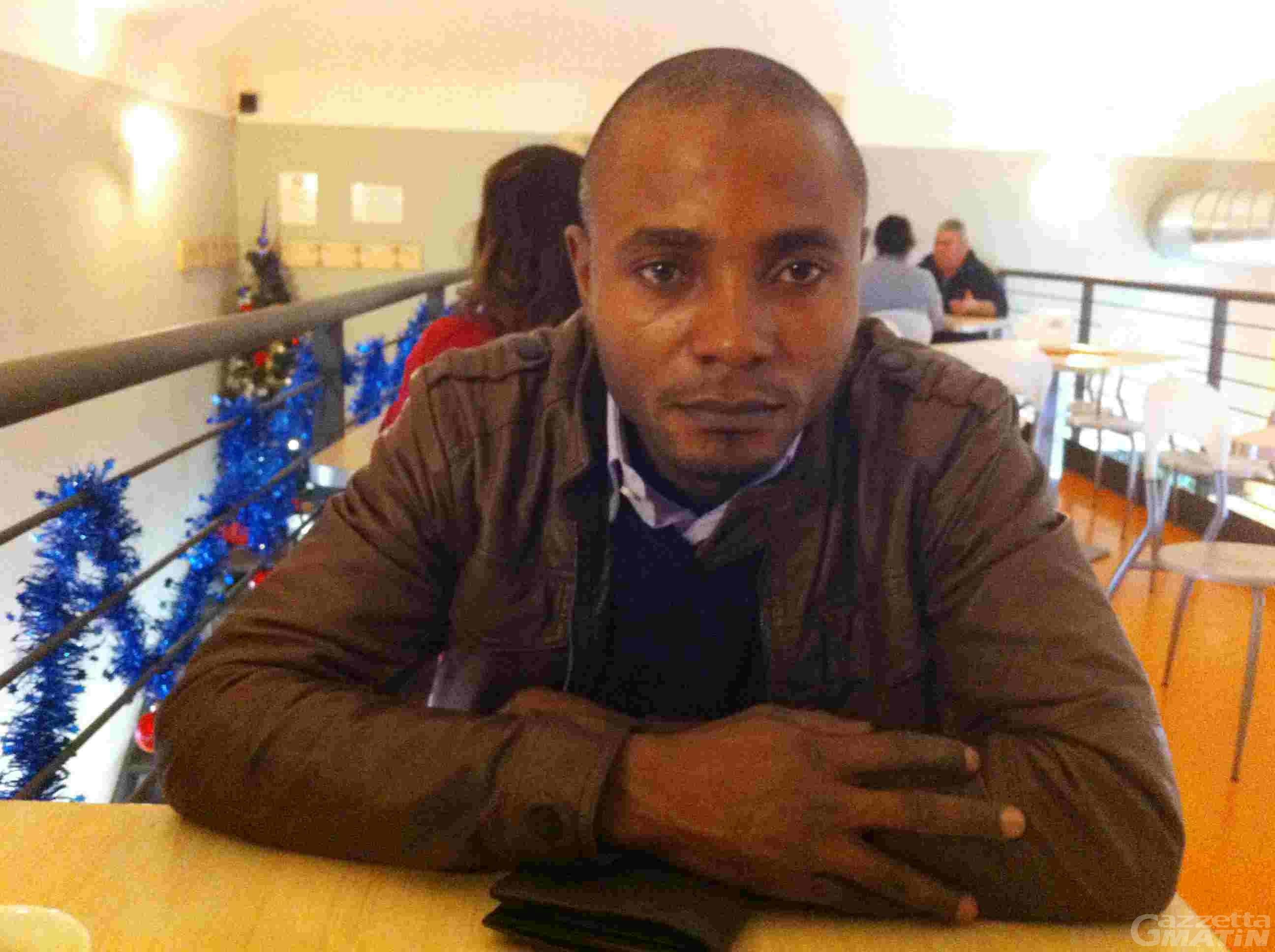 Immigrazione: la storia di Nbongo