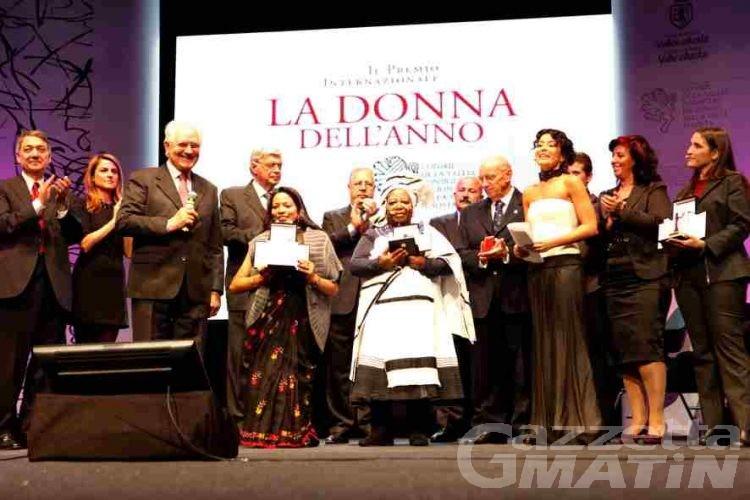 La Donna dell'Anno: le finaliste incontrano le associazioni di volontariato