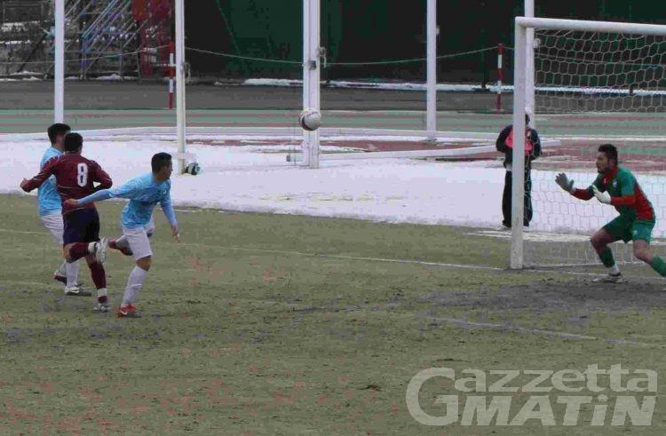 Calcio: il St-Chri VdA stende anche la Novese