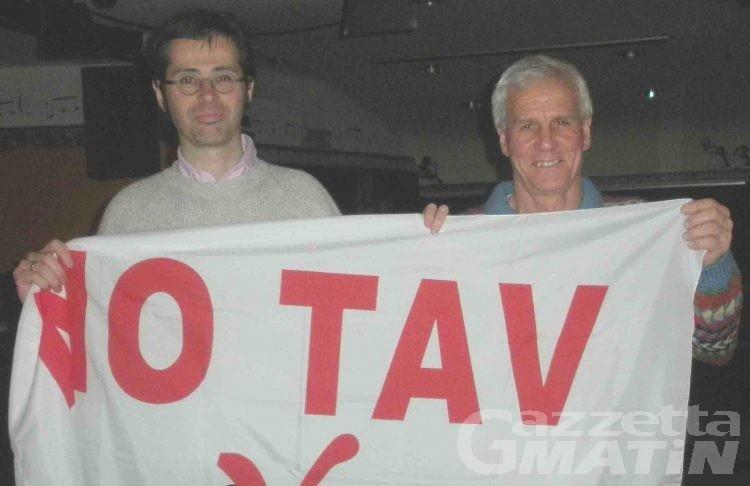 Domani i valdostani in Val di Susa sfilano con i No Tav