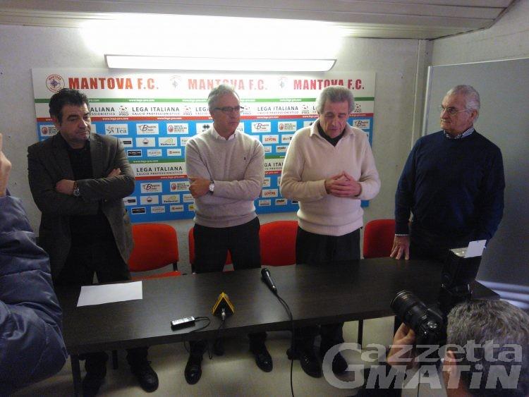 Calcio: Brucato prepara il nuovo debutto a Mantova