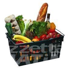 Spesa: trasporti e alimenti ancora col segno più
