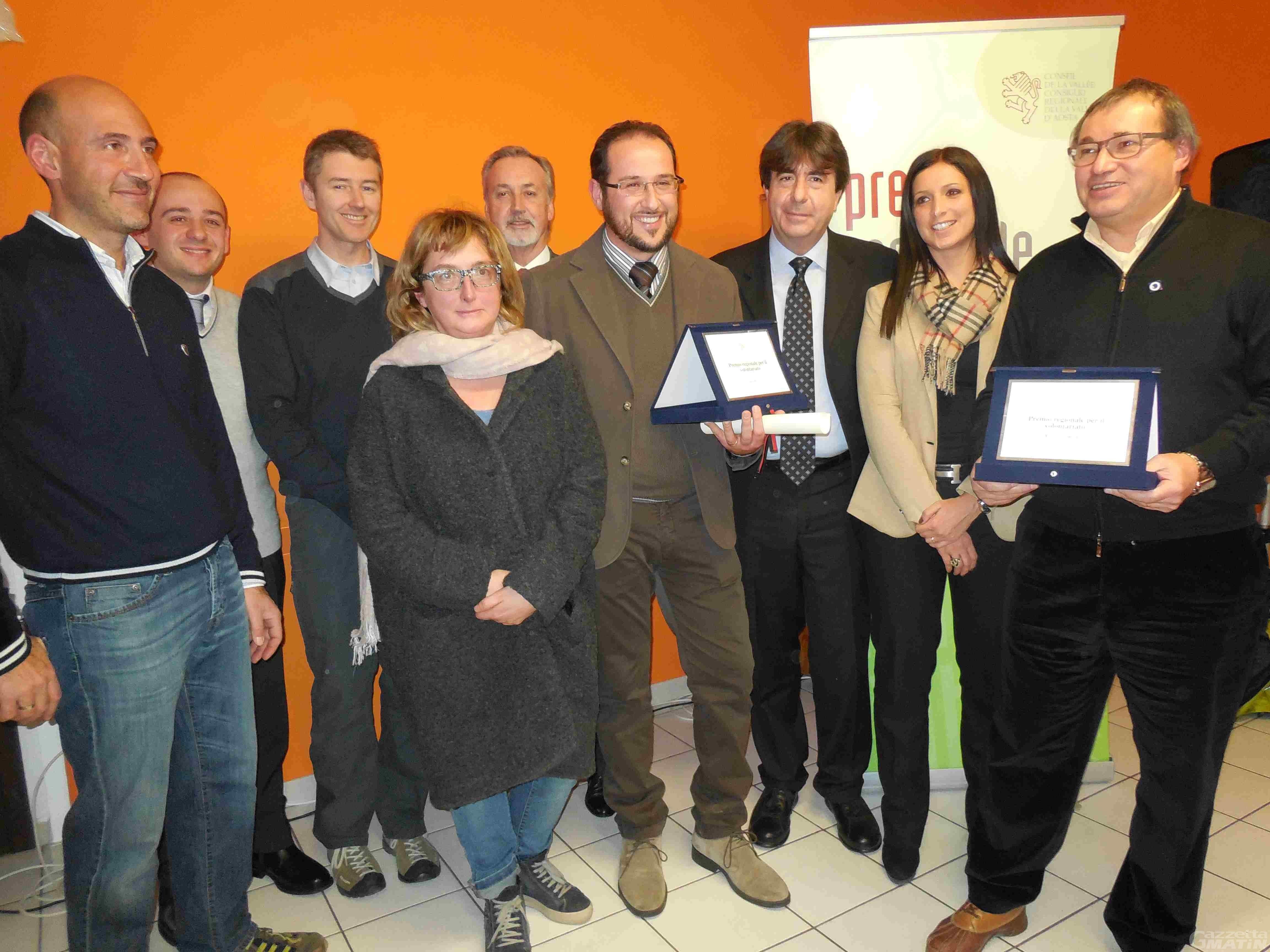 Il Premio regionale per il volontariato va  all'Associazione Autismo