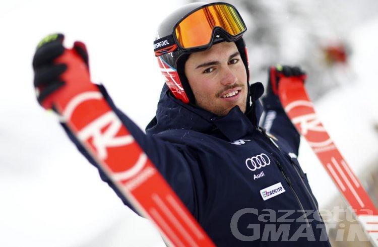 Sci alpino: Battilani ottavo nel superG di Reiteralm