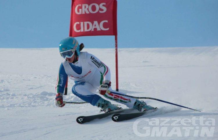 Sci alpino: Pinelli e Vietti dominano a Pila