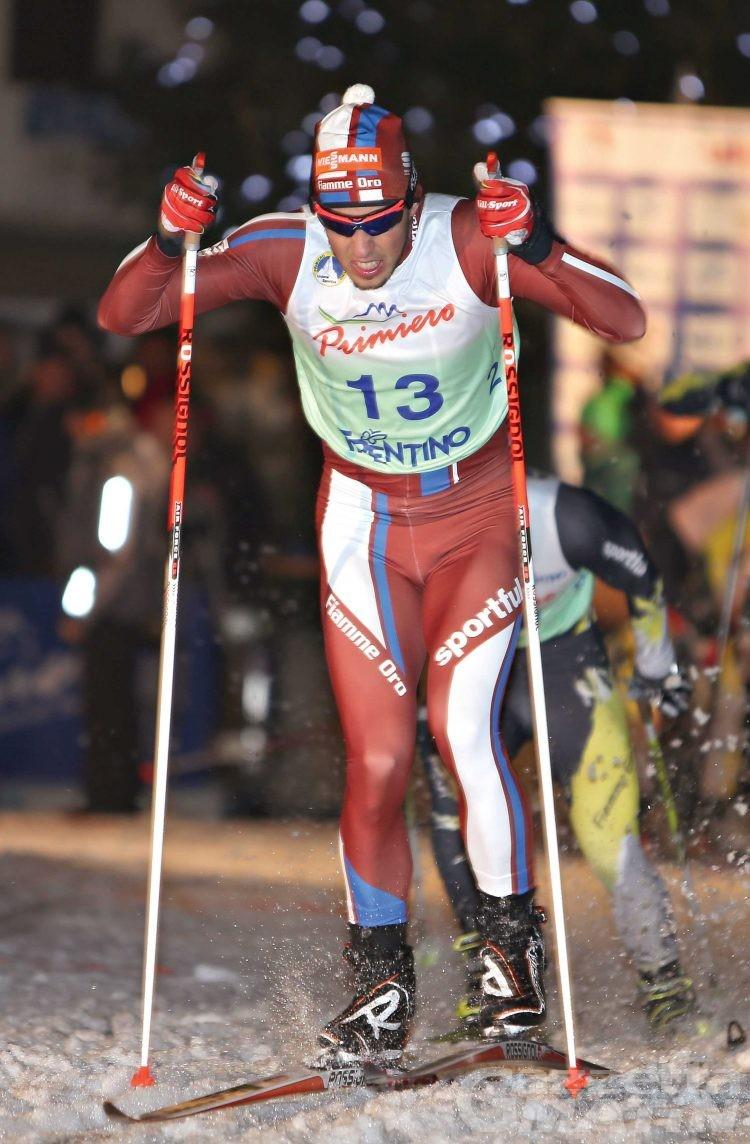 Fondo: Pellegrino male nel Tor de Ski