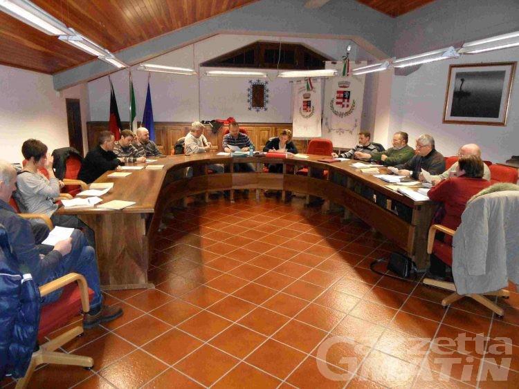 Arnad: ultimo consiglio comunale per l'amministrazione Bonel