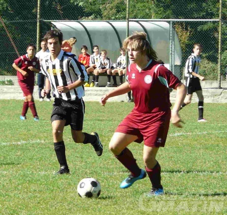 Calcio: l'Hone ok in Coppa, l'Introd passa a Viverone