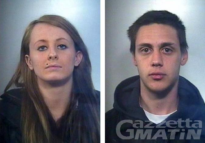 Tentato furto a Torgnon: arrestati due diciannovenni valdostani e due minorenni