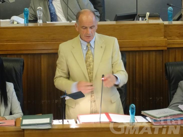 Consiglio Valle: lavoro centrale nel nuovo programma legislatura