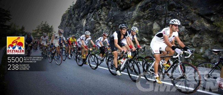 Ciclismo: quattro rossoneri alla Ötztaler Radmarathon
