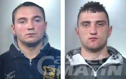 Furto di gasolio: arrestati due cittadini romeni residenti a Torino