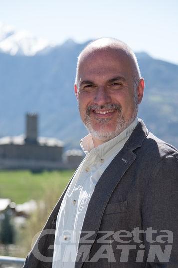 Alpe: Roberto Cunéaz è rappresentante eletti Enti locali