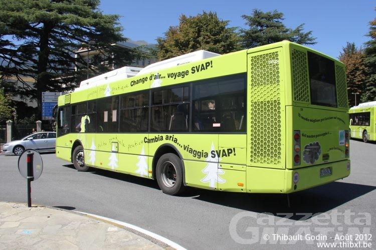 Trasporti: da lunedì 14 i mezzi pubblici tornano a pagamento