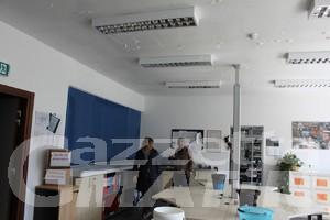 Scuola allagata:  Isitp Aosta chiuso almeno fino a mercoledì