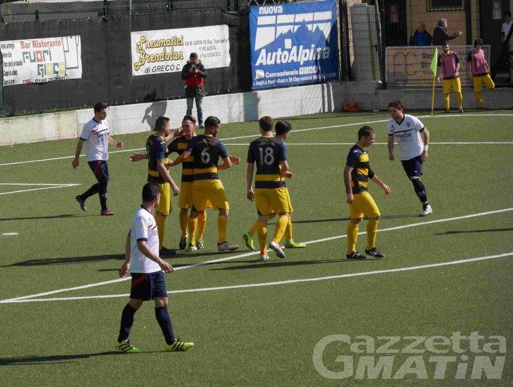 Calcio: vincono Aygre e Charva, ko il P.D.H.A.