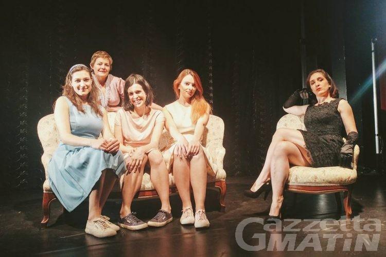 Teatro, le Donne di Palinodie chiudono Prove Generali