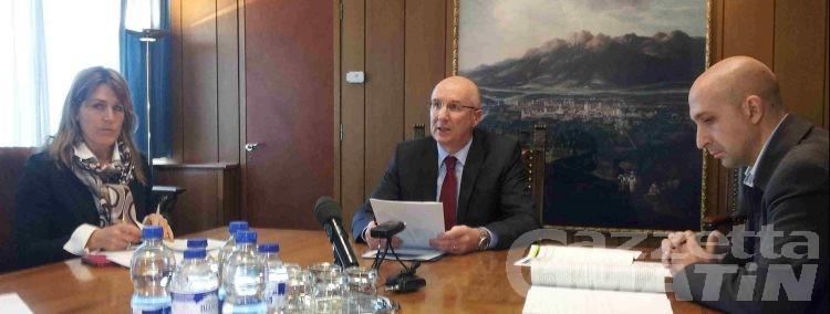 Lavori pubblici: Piano triennale da 176 milioni per 168 interventi