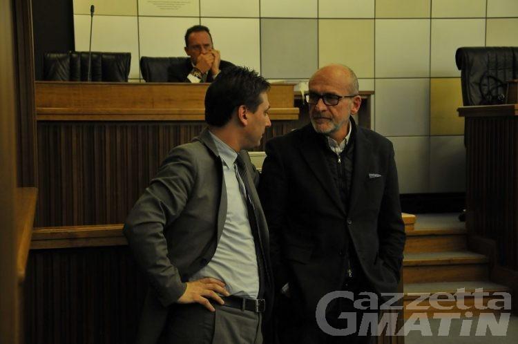 Consiglio Valle: Leonardo La Torre rassegna dimissioni da consigliere