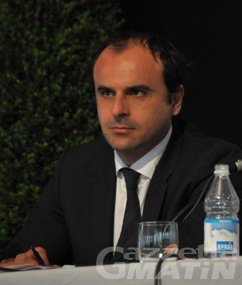 Forte di Bard: accettate dimissioni di Gabriele Accornero