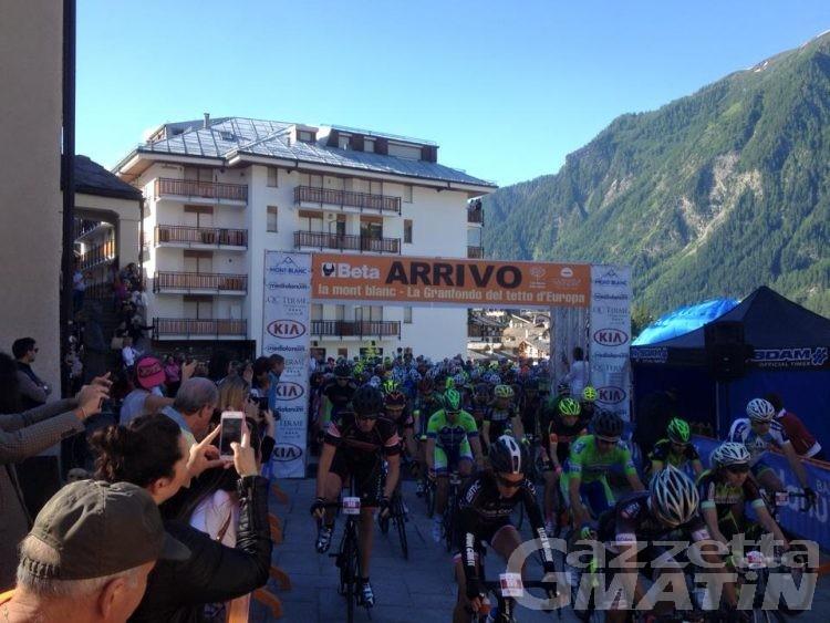 Ciclismo, La Thuile dice no a Lamontblanc e scoppia la polemica