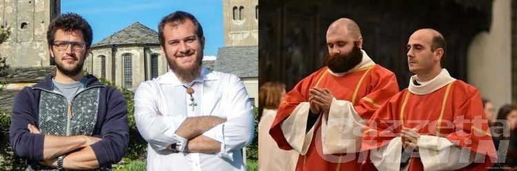 Chiesa: due nuovi sacerdoti saranno ordinati per la Pentecoste
