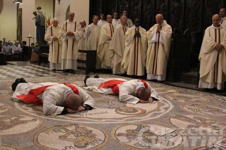 La Chiesa valdostana festeggia due nuovi sacerdoti