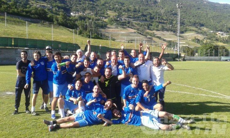 Calcio: il Fenusma è salvo, il S.V.C. sogna la Promozione