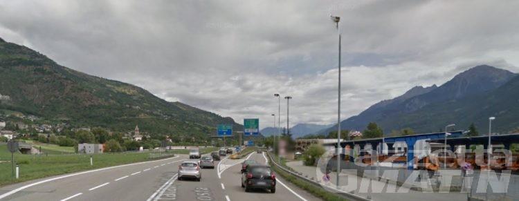 Viabilità: stop alla riqualificazione Statale 26 tra Aosta e Quart
