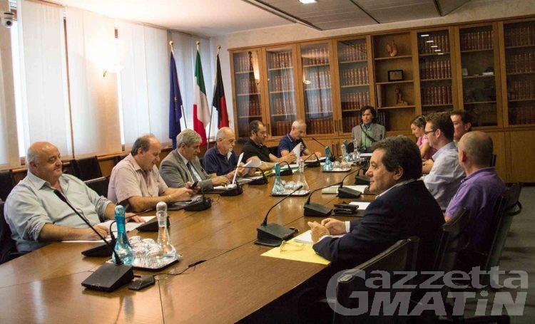 Riforma elettorale VdA: primo accordo tra le forze in Consiglio Valle