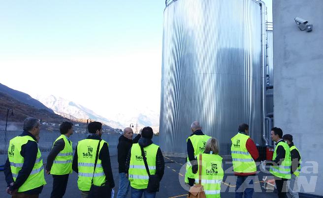 Aosta: ridotta l'emissione di inquinanti con il teleriscaldamento