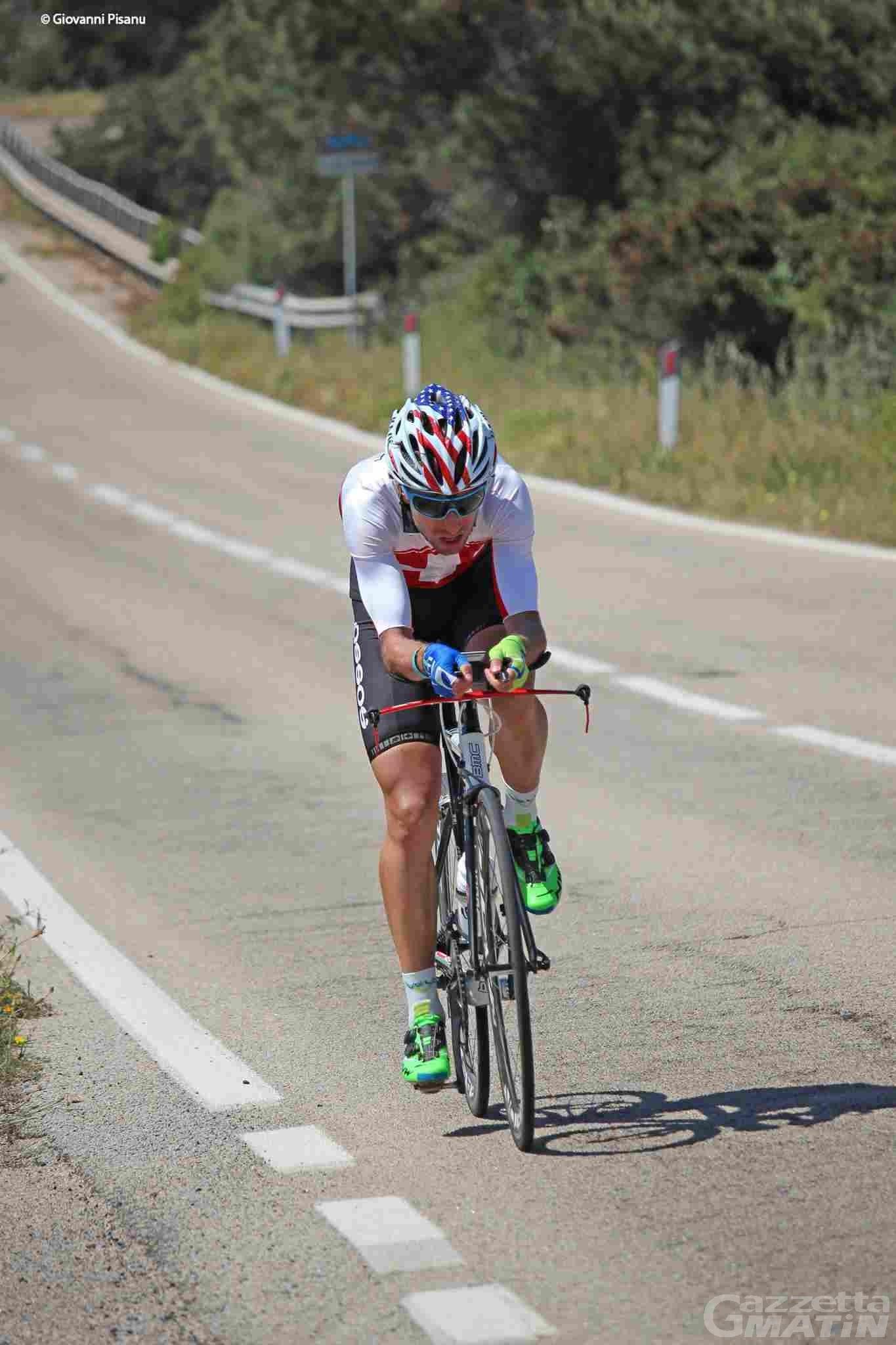 Ciclismo: Leonardo Mona vince la GF Tre Valli Varesine
