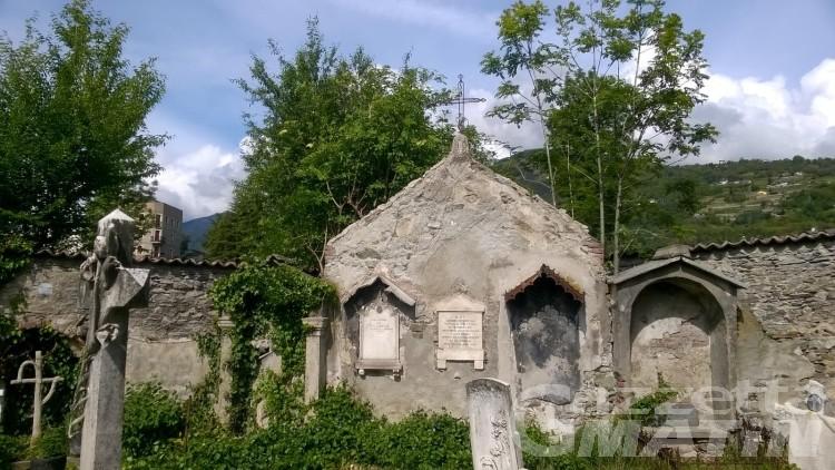 Commemorazione, gli alpini ricordano i caduti al cimitero di Sant'Orso