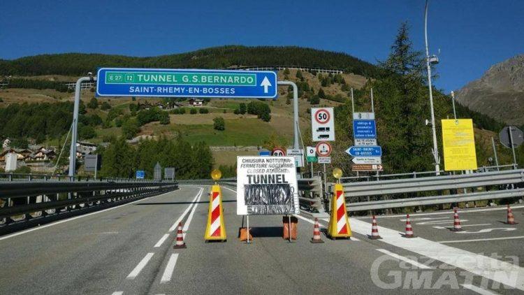 Traforo GS Bernardo: accordo per la cassa integrazione ordinaria